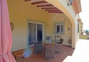 Modern reduced priced villa in Parcent